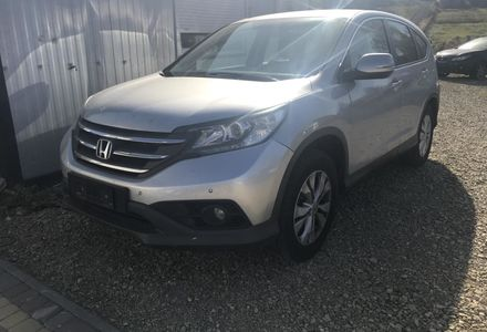 Продам Honda CR-V automatic 2.2 CDTI 2013 года в Львове