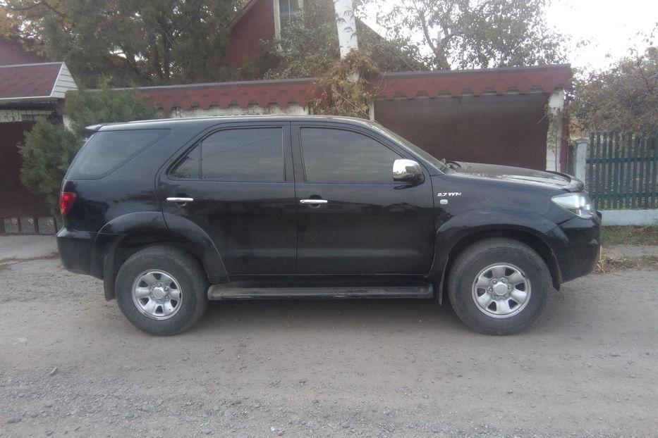 Продам Toyota Fortuner в Днепре 2008 года выпуска за 14 499$