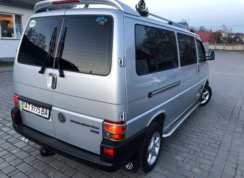 Транспортер 2002 года фольксваген транспортер т5 и цена в москве