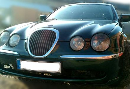 Продам Jaguar S-Type 2000 года в Львове