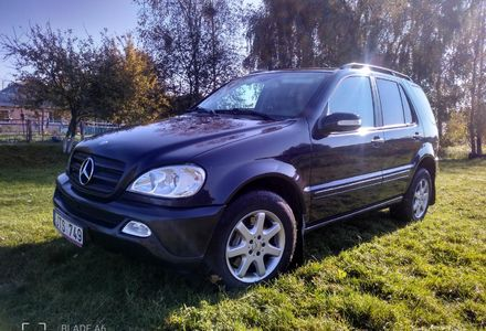 Продам Mercedes-Benz ML 270 W163 2003 года в Луцке