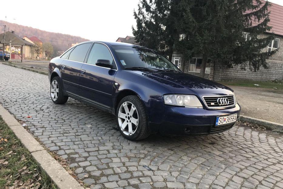 продам Audi A6 Quattro Gaz в г великий березный закарпатская