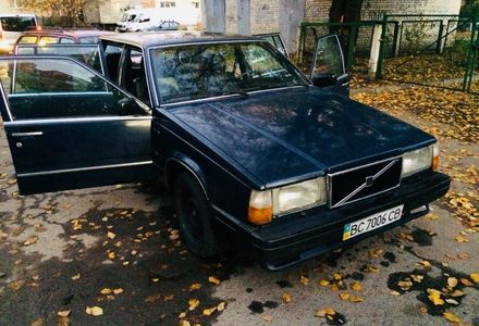 Продам Volvo 760 turbo 1987 года в Львове