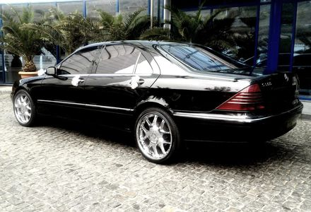 Продам Mercedes-Benz S 500 Long Precedent 2003 года в Одессе