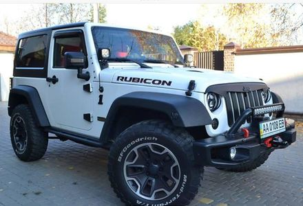 Продам Jeep Wrangler RUBICON 10-Th Annyversary 2013 года в Киеве