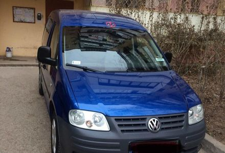 Продам Volkswagen Caddy пасс. 2005 года в Одессе