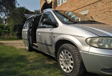 Продам Chrysler Grand Voyager 2002 года в Львове
