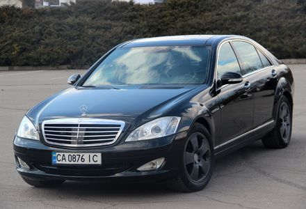 Продам Mercedes-Benz S 320 LONG W 221 2008 года в г. Умань, Черкасская область