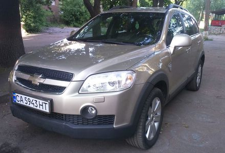 Продам Chevrolet Captiva LT 2007 года в Черкассах