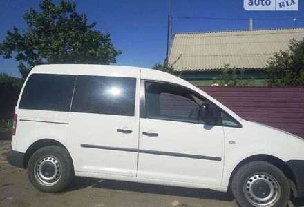 Продам Volkswagen Caddy пасс. 2007 года в Одессе