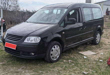 Продам Volkswagen Caddy пасс. Long 2011 года в Ровно