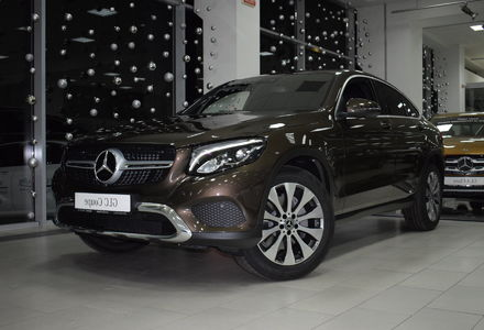 Продам Mercedes-Benz GLC-Class 250d coupe 4MATIC 2017 года в Одессе