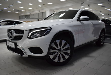 Продам Mercedes-Benz GLC-Class 220d 4MATIC Coupe 2018 года в Одессе