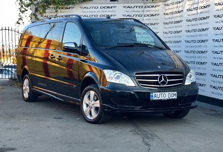 Продам Mercedes-Benz Viano пасс. KLASSEN 2014 года в Киеве
