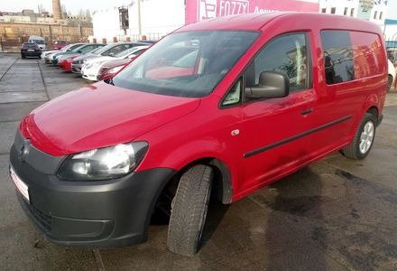 Продам Volkswagen Caddy груз. MAXI LONG 2013 года в Одессе