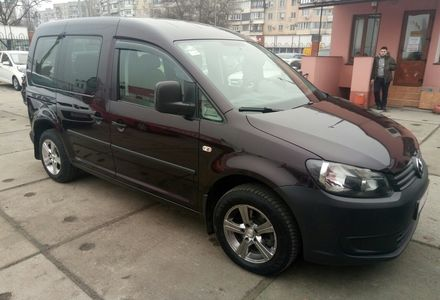 Продам Volkswagen Caddy пасс. 2011 года в Одессе