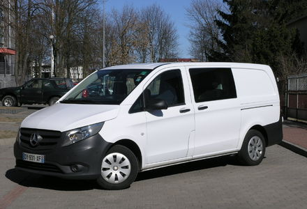 Продам Mercedes-Benz Viano пасс. 2.2 163 AUTOMAT NAVI KLIMA 2016 года в Киеве