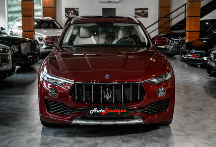 Продам Maserati Levante S Official 2017 года в Одессе