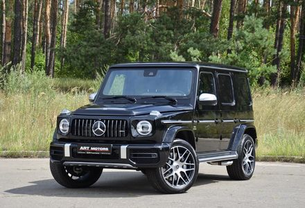 Продам Mercedes-Benz G-Class Stronger Than Time Edition 6,3 2020 года в Киеве