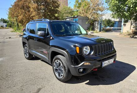 Продам Jeep Renegade Trail Hawk 2016 года в Одессе