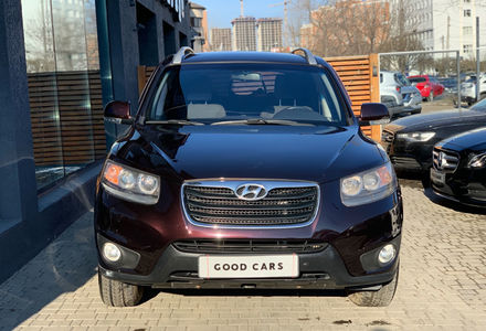 Продам Hyundai Santa FE official  2010 года в Одессе