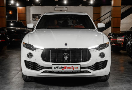 Продам Maserati Levante Official  2017 года в Одессе