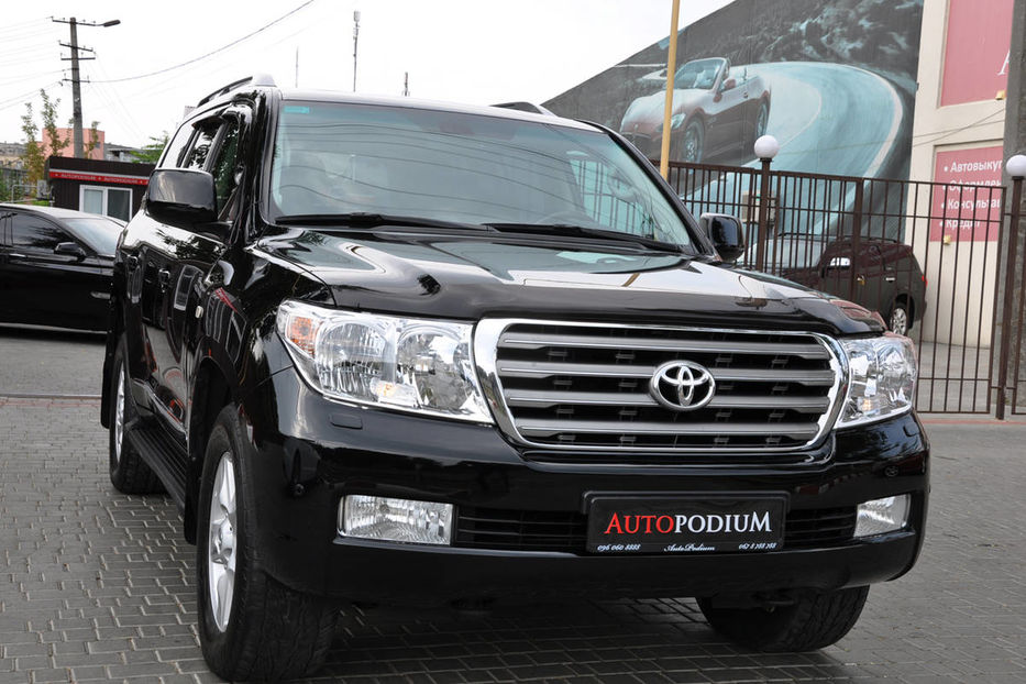 Продам Toyota Land Cruiser 200 60th ANNIVERSARY 2011 года в Одессе