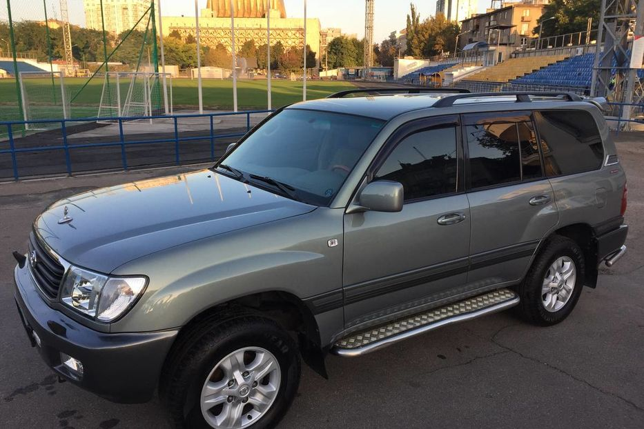 Продам Toyota Land Cruiser 100 FULL 50th Anniversry 2001 года в Одессе