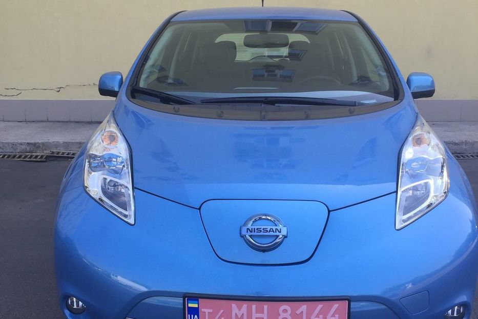 Продам Nissan Leaf SL+ EXECUTIVE FULL OPTION 2014 года в Одессе