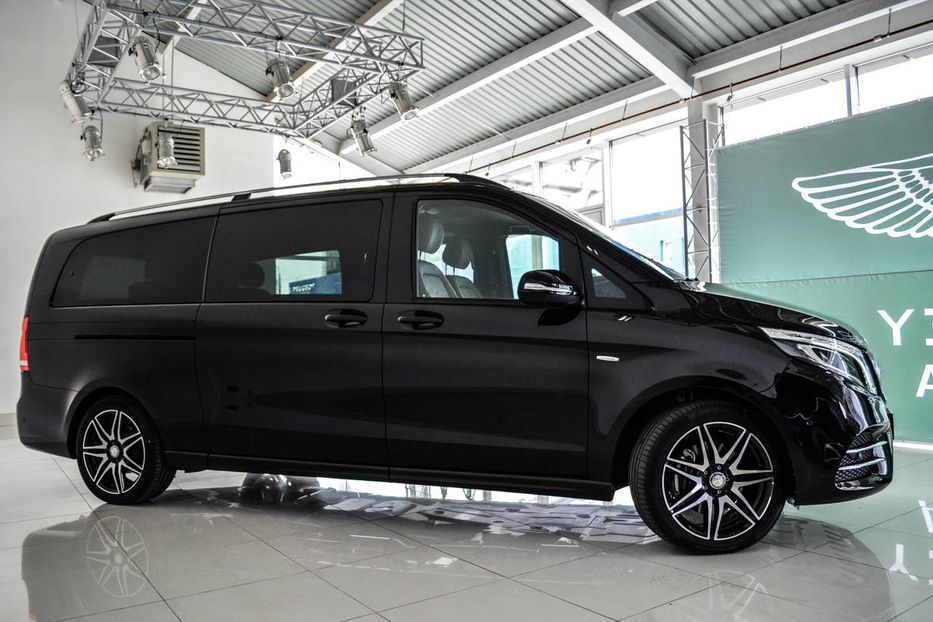 Продам Mercedes-Benz V-Class AMG Extra Long  2017 года в Киеве