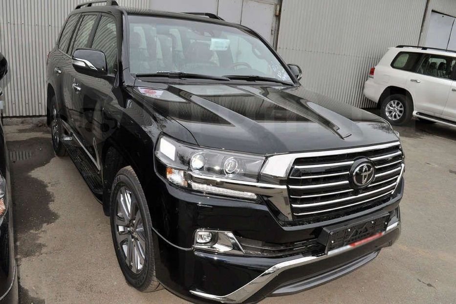 Продам Toyota Land Cruiser 200 Exclusive Black 2017 года в Одессе