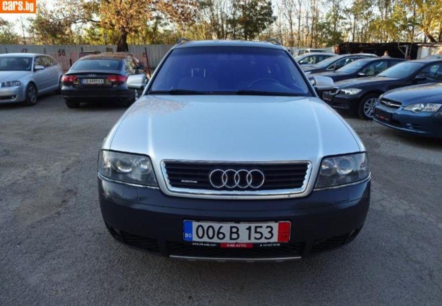 продам Audi A6 Allroad 25tdi V6 в одессе 2003 года выпуска за 5 450