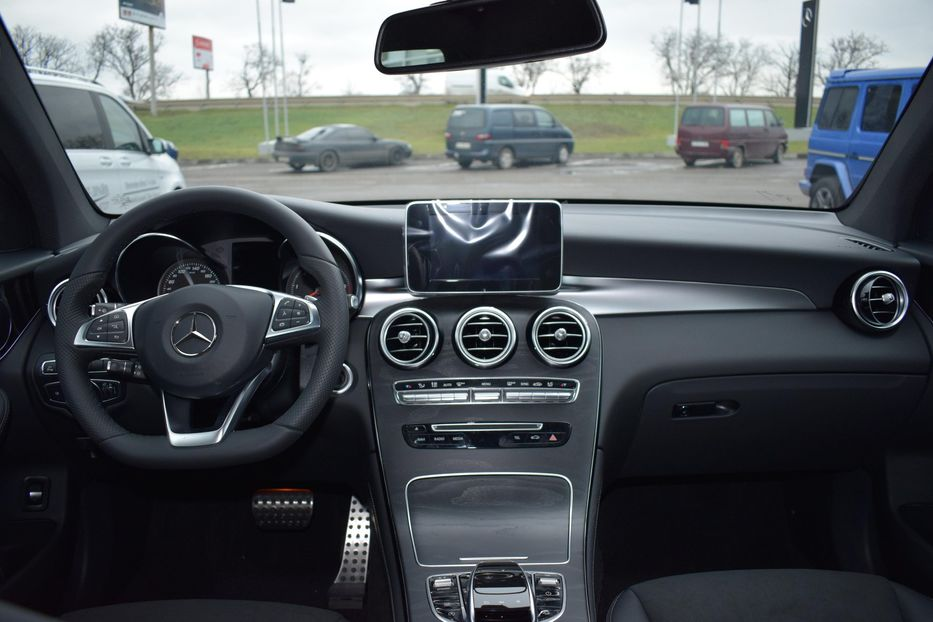 Продам Mercedes-Benz GLC-Class 220d 4MATIC Coupe 2017 года в Одессе