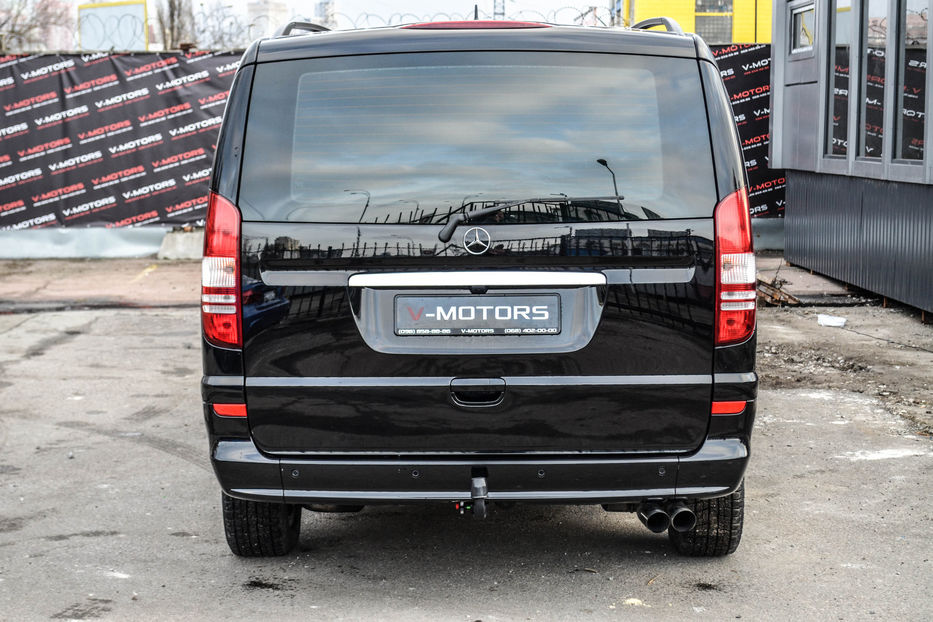 Продам Mercedes-Benz Viano пасс. 4Matic 2012 года в Киеве
