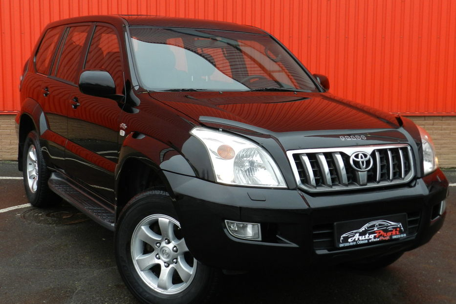 Продам Toyota Land Cruiser Prado 2005 года в Одессе