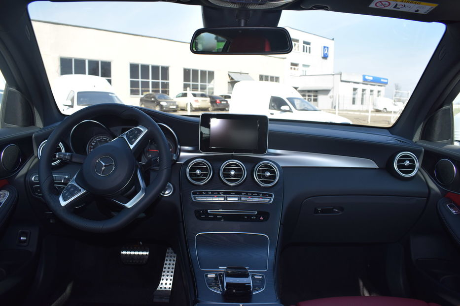 Продам Mercedes-Benz GLC-Class 220d 4MATIC Coupe AMG Line 2018 года в Одессе