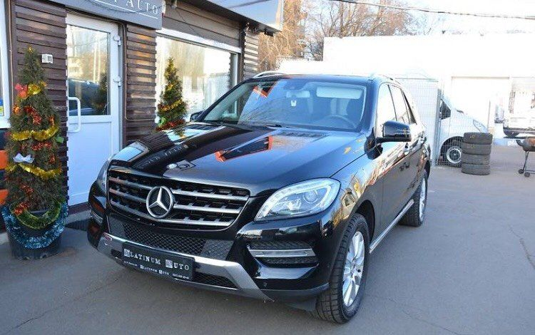Продам Mercedes-Benz ML-Class ML 350 2014 года в Одессе