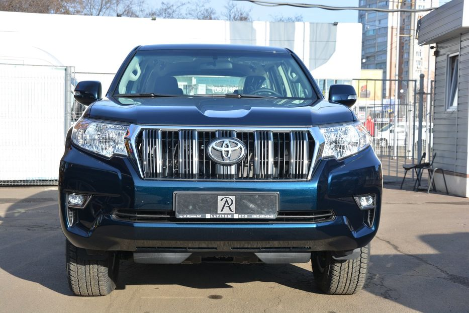 Продам Toyota Land Cruiser Prado NEW MODEL 2018 года в Одессе
