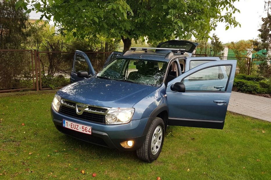 Продам Renault Duster LIMITED 2012 года в Львове