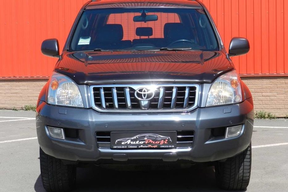Продам Toyota Land Cruiser Prado 2007 года в Одессе