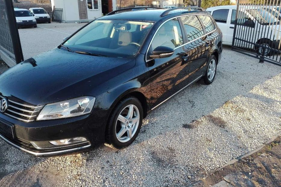 Продам Volkswagen Passat B7 1.6 TDI BlueMotion Technology  2013 года в Луцке