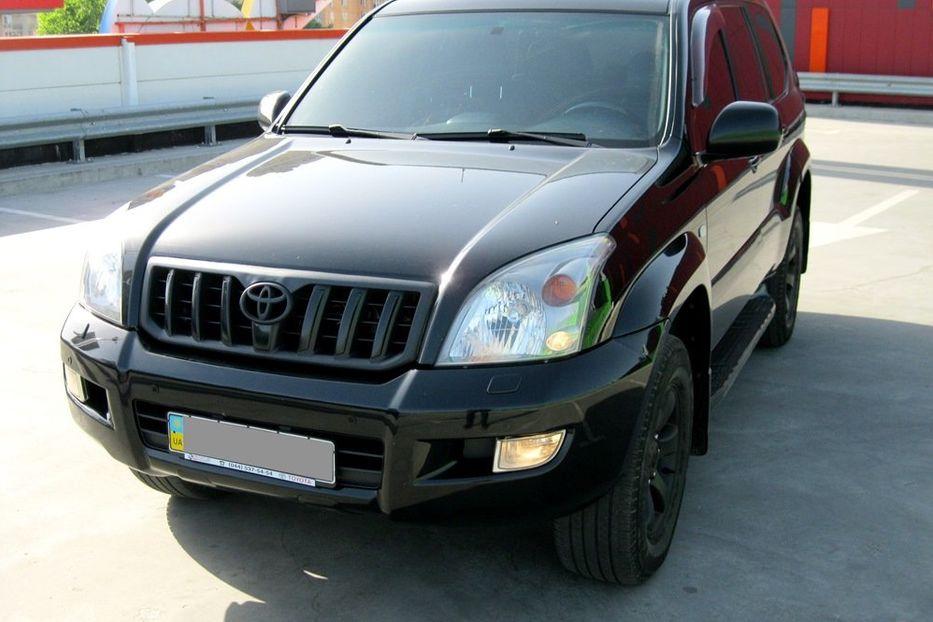 61ac39caf455 Продам Toyota Land Cruiser Prado в Киеве 2007 года выпуска за 19 800