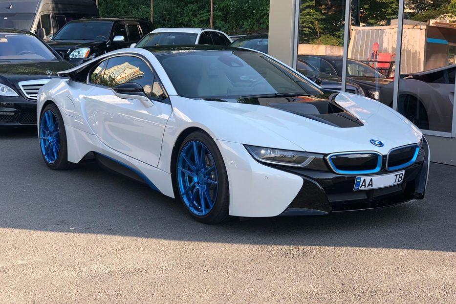 Продам BMW I8 в Киеве 2015 года выпуска за 89 500$