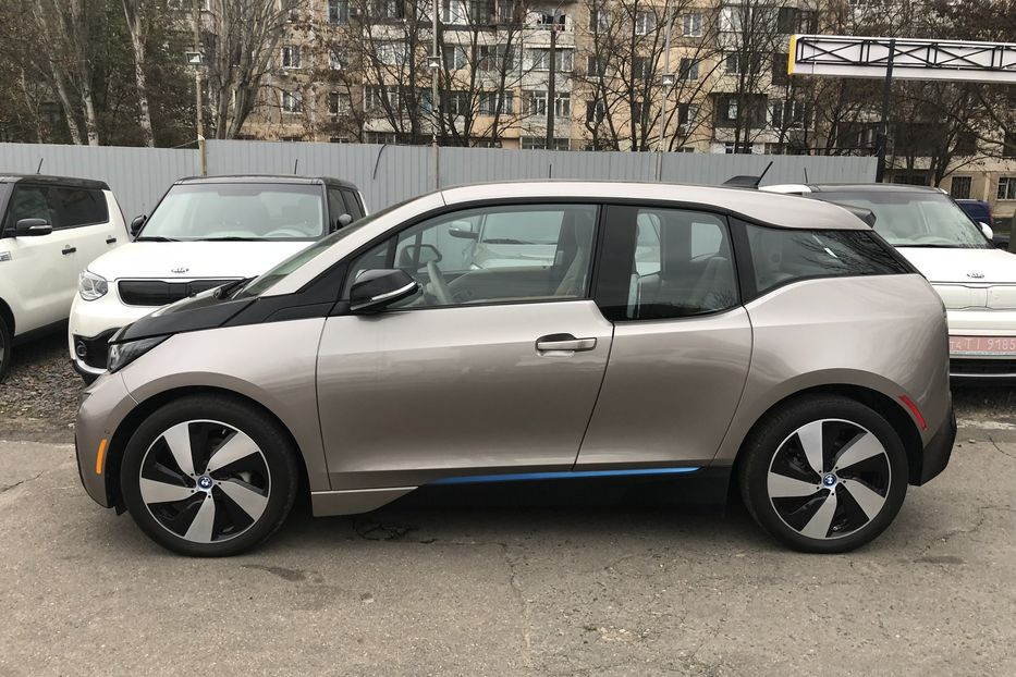 Продам BMW I3 GIGA WORLD Premium  2015 года в Одессе