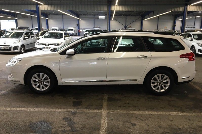 Продам Citroen C5 TOURER HDI 115 BUSINESS 2013 года в Львове